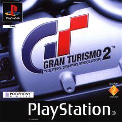Jaquette de Gran Turismo 2 PlayStation