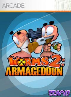 Jaquette de Worms 2 : Armageddon Xbox 360