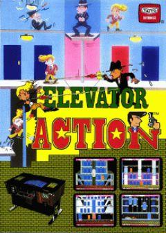 Jaquette de Elevator Action Arcade