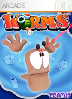 Jaquette de Worms Xbox 360