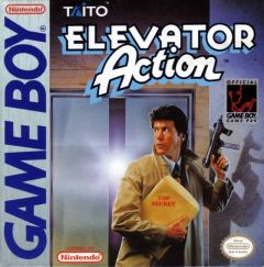 Jaquette de Elevator Action Game Boy