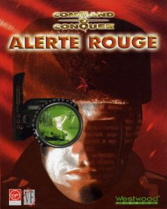 Jaquette de Command & Conquer : Alerte Rouge PC