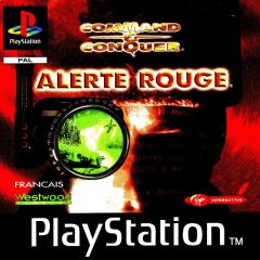 Jaquette de Command & Conquer : Alerte Rouge PlayStation
