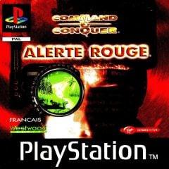 Jaquette de Command & Conquer : Alerte Rouge PlayStation
