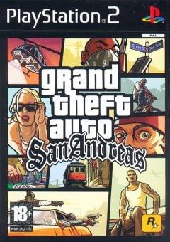 Jaquette de Grand Theft Auto : San Andreas PlayStation 2