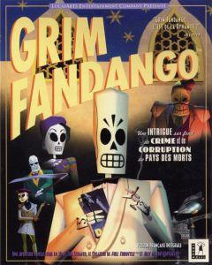 Jaquette de Grim Fandango Original PC