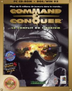 Jaquette de Command & Conquer PC
