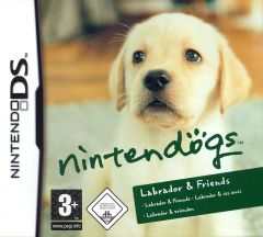 Jaquette de nintendogs DS