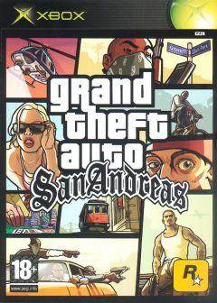 Jaquette de Grand Theft Auto : San Andreas Xbox