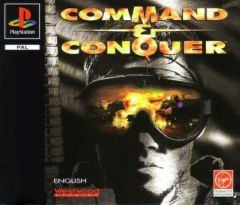 Jaquette de Command & Conquer PlayStation