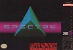 Jaquette de Spectre Super NES