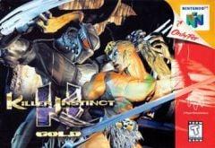 Killer Instinct Gold (Nintendo 64)