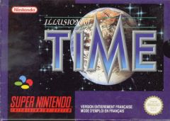 Illusion of Time (Super NES)