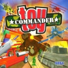 Jaquette de Toy Commander Dreamcast