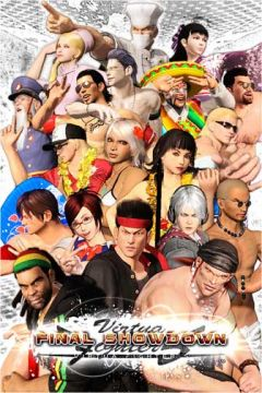 Jaquette de Virtua Fighter 5 Final Showdown Arcade