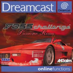 Jaquette de F355 Challenge Dreamcast