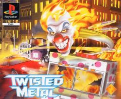 Jaquette de Twisted Metal PlayStation