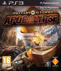 Jaquette de MotorStorm : Apocalypse PlayStation 3