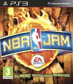 Jaquette de EA Sports NBA Jam PlayStation 3