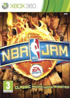 Jaquette de EA Sports NBA Jam Xbox 360