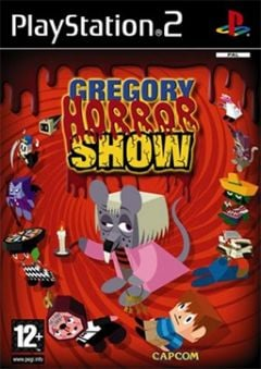Jaquette de Gregory Horror Show PlayStation 2