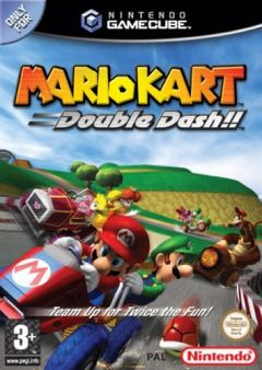 Jaquette de Mario Kart : Double Dash !! GameCube