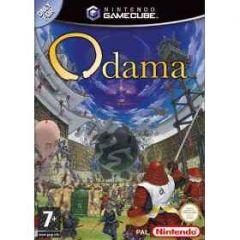 Jaquette de Odama GameCube