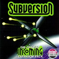 Jaquette de Subversion PC
