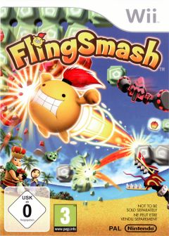 Jaquette de FlingSmash Wii
