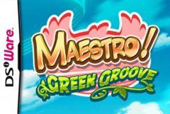 Jaquette de Maestro ! Green Groove DSi