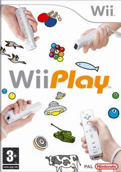 Jaquette de Wii Play Wii