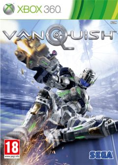 Jaquette de Vanquish Xbox 360