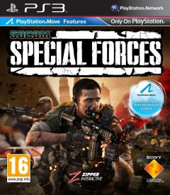 Jaquette de SOCOM : Special Forces PlayStation 3