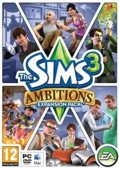 Les Sims 3 : Ambitions (PC)