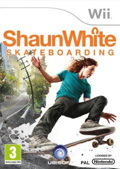 Jaquette de Shaun White Skateboarding Wii