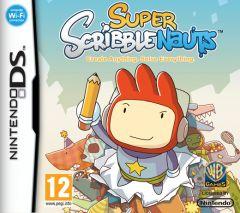 Jaquette de Les Enigmes de Maxwell : Super Scribblenauts DS