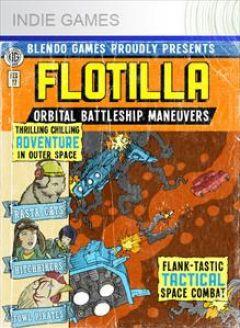 Jaquette de Flotilla Xbox 360