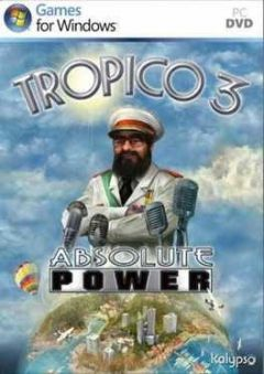 Jaquette de Tropico 3 : Absolute Power PC