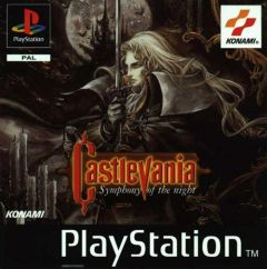 Jaquette de Castlevania : Symphony of the Night PlayStation