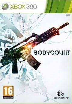 Jaquette de Bodycount Xbox 360