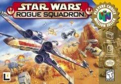 Jaquette de Star Wars : Rogue Squadron Nintendo 64