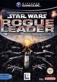Jaquette de Star Wars Rogue Leader : Rogue Squadron II GameCube
