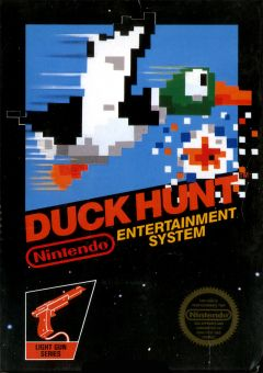 Jaquette de Duck Hunt NES