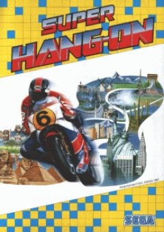 Jaquette de Super Hang-On Arcade