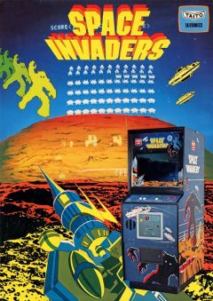 Jaquette de Space Invaders Arcade