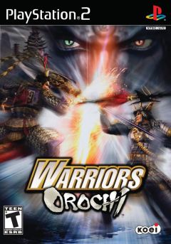 Jaquette de Warriors Orochi PlayStation 2