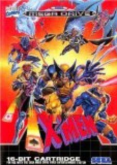 Jaquette de X-Men Megadrive