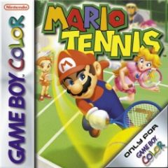 Jaquette de Mario Tennis Game Boy Color