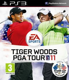 Jaquette de Tiger Woods PGA Tour 11 PlayStation 3