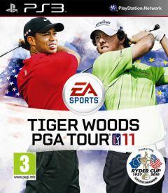 Jaquette de Tiger Woods PGA Tour 11 PlayStation 3